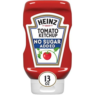 Heinz Tomato Ketchup with No Sugar Added