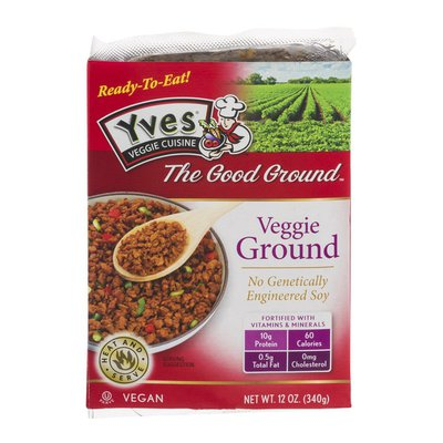 Yves Meatless Ground