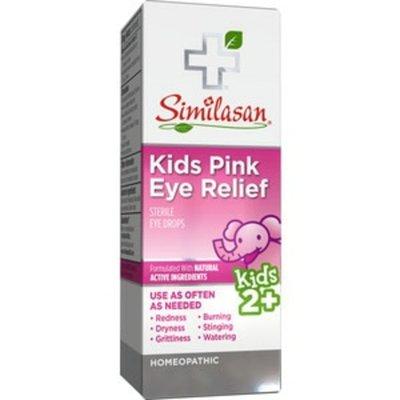 Similasan Kids Irritated Eye Relief Sterile Eye Drops