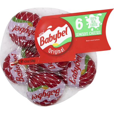 Babybel Semisoft Cheeses Original