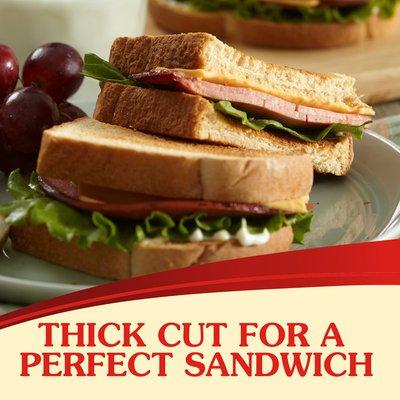 Oscar Mayer Thick Cut Bologna Sliced Lunch Meat