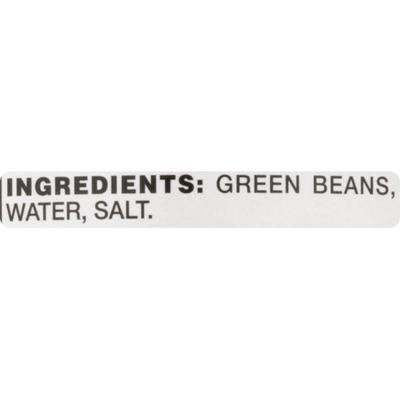 SB Green Beans, Cut