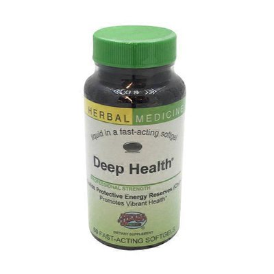 Herbs Etc Deep Health Professional Strength Fast-Acting Softgels