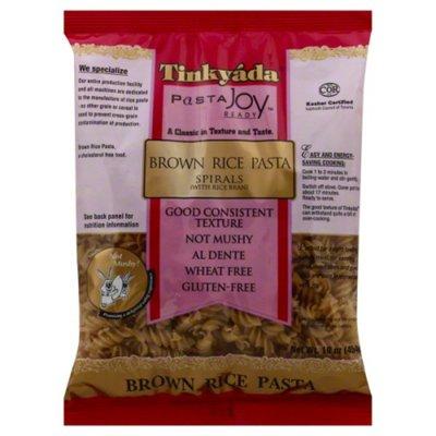 Tinkyada Brown Rice Pasta, Spirals