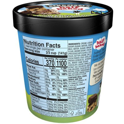 Ben & Jerry's Ice Cream Half Baked®