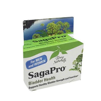 Terry Naturally Sagapro Bladder Health Supports Healthy Bladder Strength & Function DIETARY SUPPLEMENT VEGAN Tablets