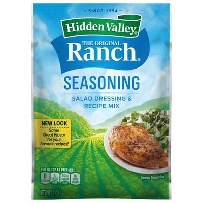 Hidden Valley Seasoning and Dry Mix