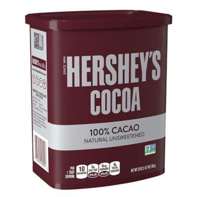 Hershey HERSHEY'S Natural Unsweetened Cocoa,