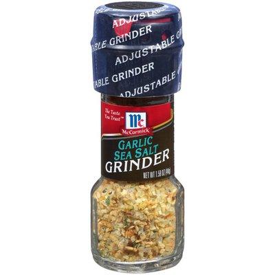 McCormick®  Garlic Seasoned Salt Grinder