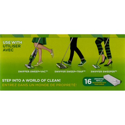 Swiffer Sweeper Dry Sweeping Refills
