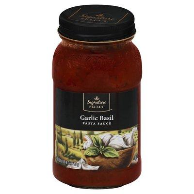 Signature Kitchens Garlic Basil Pasta Sauce