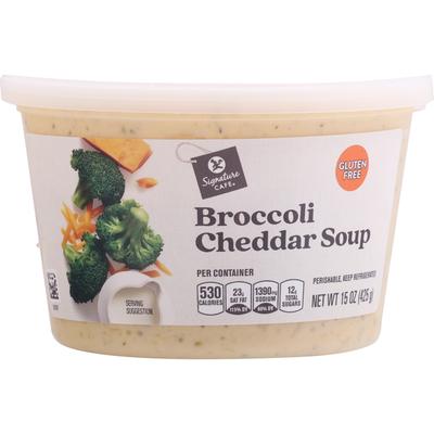 Signature Cafe Soup, Broccoli Cheddar