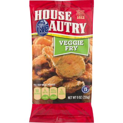 House Autry Veggie Fry, Wrapper