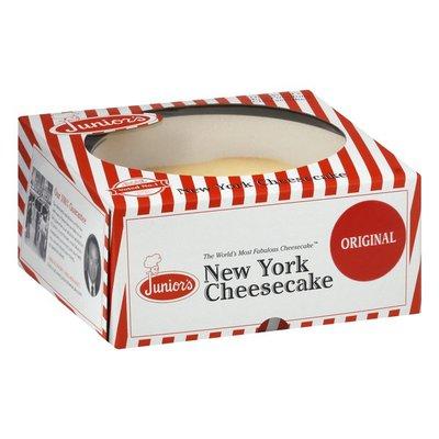 Junior's Original New York Cheesecake