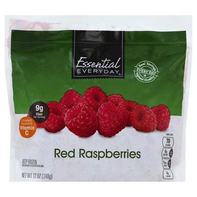 Essential Everyday Raspberries, Red