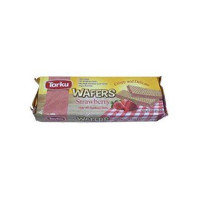 Torku Strawberry Cream Wafer