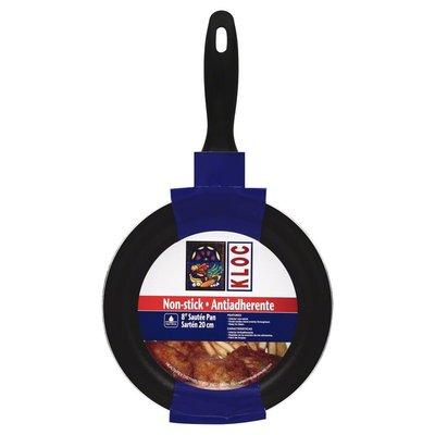 Kloc Sautee Pan, 8 Inch