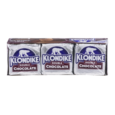 Klondike Frozen Dairy Dessert Bars Double Chocolate