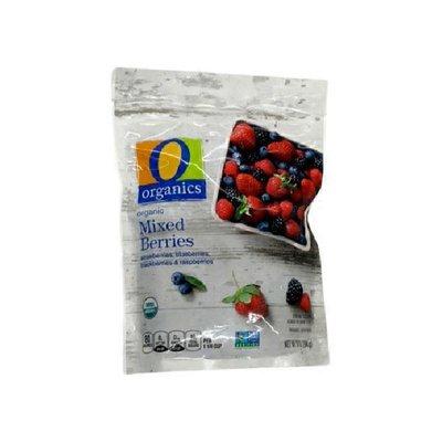 O Organics Mixed Berries organic strawberries, blueberries, blackberries & raspberries