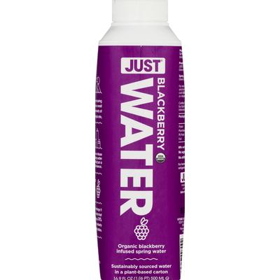 JUST Water, Blackberry