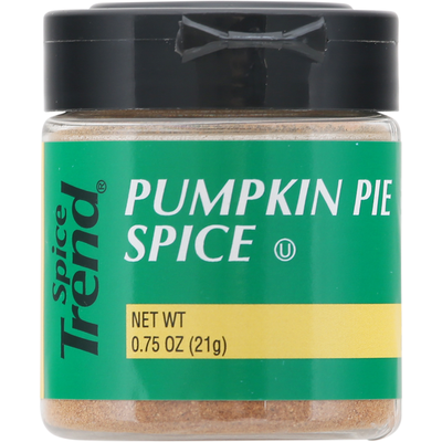 Spice Trend Pumpkin Pie Spice