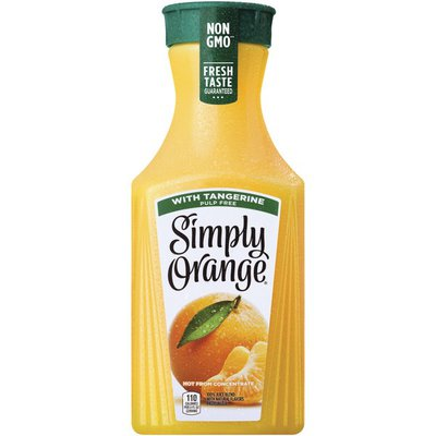 Simply Orange Juice With Tangerine