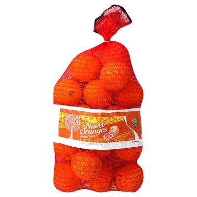 Navel Oranges, Bag
