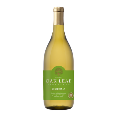 Oak Leaf® Vineyards Chardonnay White Wine