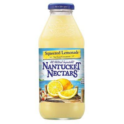 Nantucket Nectars Squeezed Lemonade Juice Drink