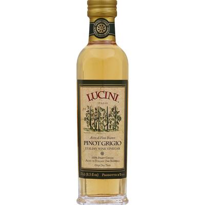 Lucini Italia Vinegar, Italian Wine, Pinot Grigio