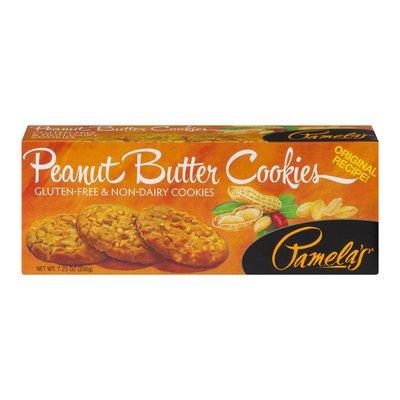 Pamela's Peanut Butter Cookies Gluten-Free & Non-Dairy