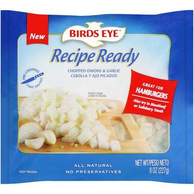 Birds Eye Recipe Ready Chopped Onions & Garlic