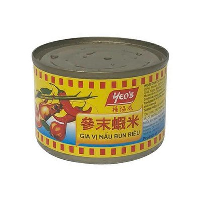 Yeo's Minced Prawns in Spices