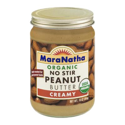 Maranatha No Stir Creamy Organic Peanut Butter