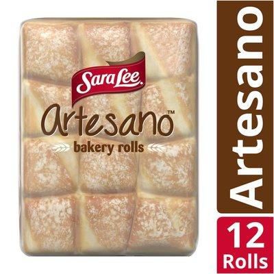 Sara Lee Artesano Bakery Rolls