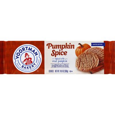 Voortman Cookies, Pumpkin Spice
