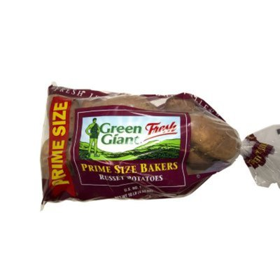 Green Giant Russet Potatoes, Bag