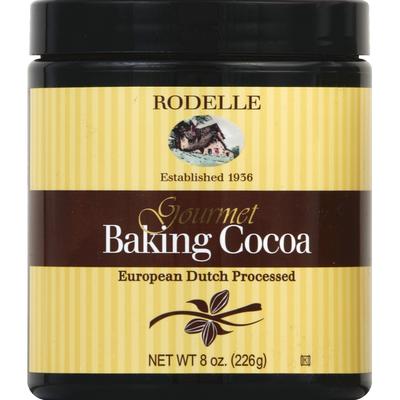 Rodelle Baking Cocoa, Gourmet