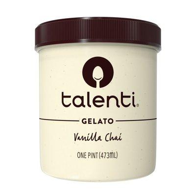 Talenti Gelato Vanilla Chai