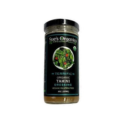 Sue's Organics Organic Terrific Tahini Dressing