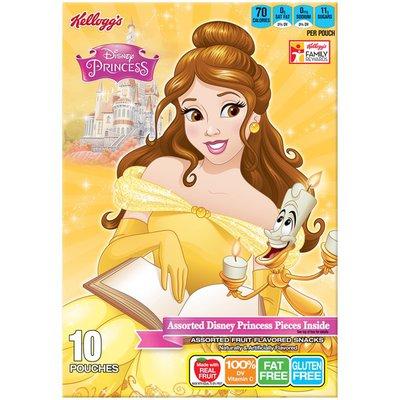 Kellogg's Disney Princess Fruit Flavored Snacks