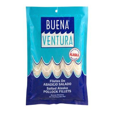 Buena Ventura Ventura Salted Alaska Pollock Fillets Boned/Skinless