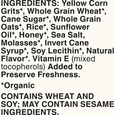 Cascadian Farm Organic Honey Crunch Oat Cereal
