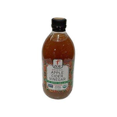 Zoe Organic Apple Cider Vinegar
