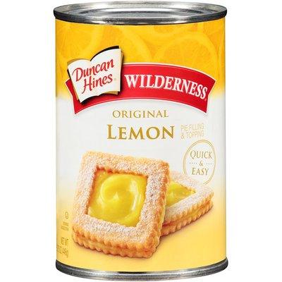 Duncan Hines Pie Filling, Lemon