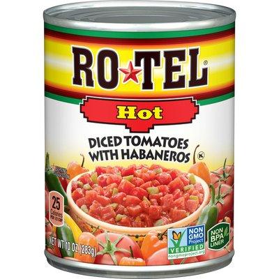 Ro-Tel Diced Extra Hot Tomatoes