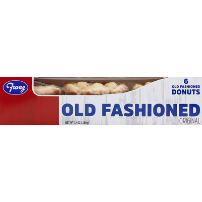Franz Donuts, Original, Old Fashioned