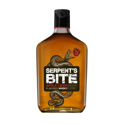 Serpent's Bite Apple Cider Flavored Canadian Whisky