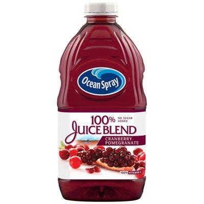 Ocean Spray Cranberry Pomegranate 100% Juice Blend