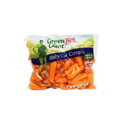 Green Giant Carrots, Baby Cut